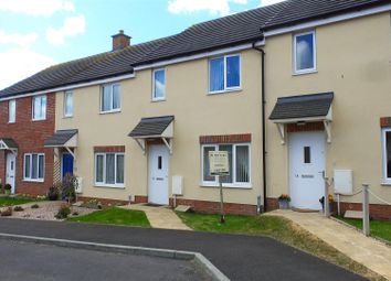 Thumbnail 2 bed terraced house for sale in Beckington Crescent, Chard
