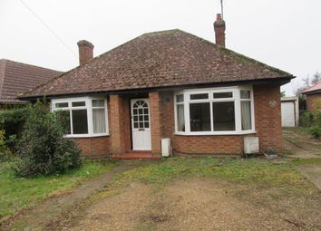 Thumbnail 2 bed bungalow to rent in Hemingford Road, St. Ives, Huntingdon