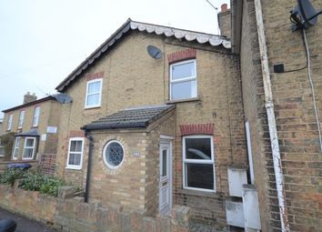 Thumbnail 2 bed property to rent in Wisbech Road, Littleport, Ely