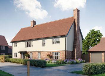 Thumbnail 4 bed detached house for sale in Langford Park, Hatfield Road, Langford, Maldon