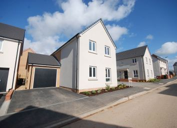 Thumbnail 3 bed detached house for sale in Wheel Close, Roundswell, Barnstaple