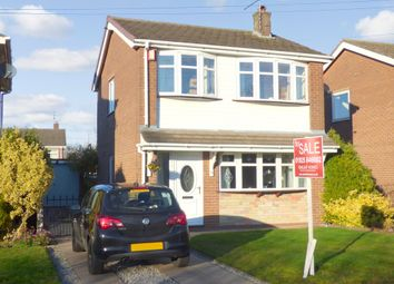 Thumbnail 3 bed detached house for sale in 18, Cherry Lane, Church Lawton, Stoke-On-Trent, Cheshire