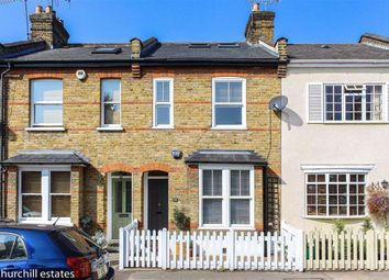Thumbnail 3 bed terraced house for sale in Cowley Road, Wanstead, London