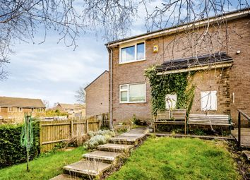 Thumbnail 1 bed flat for sale in Thanes Close, Birkby, Huddersfield