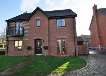 Thumbnail 4 bed detached house for sale in Chase End Close, Malvern