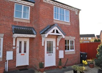Thumbnail 2 bed property to rent in Forest Glade, Cheslyn Hay, Walsall