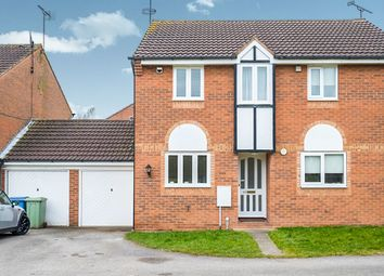 Thumbnail 2 bed semi-detached house for sale in Welham Grove, Retford