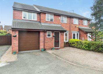 Thumbnail 4 bedroom semi-detached house for sale in Leicester Street, Long Eaton, Nottingham