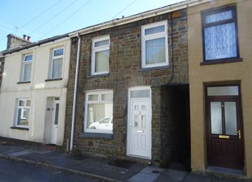 Thumbnail 2 bed terraced house for sale in Llewellyn Street, Nantymoel, Bridgend