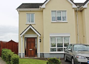 Thumbnail 4 bed semi-detached house for sale in The Priory, Kilcormac, Offaly