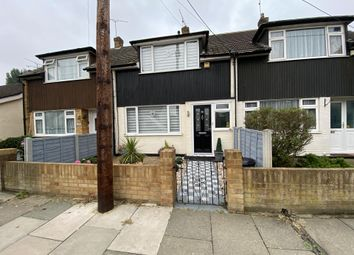 2 bed terraced house for sale in South Crescent, Southend, Essex SS2