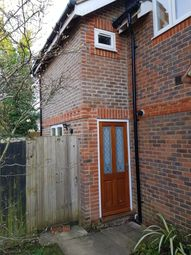 Thumbnail 1 bed end terrace house to rent in Marley Close, Oxford