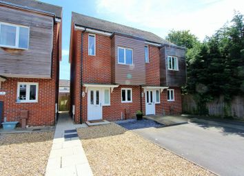 Thumbnail 3 bedroom semi-detached house for sale in Old School Close, Southampton
