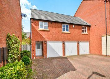 Thumbnail 1 bed flat for sale in West Street, Warsop, Nottinghamshire