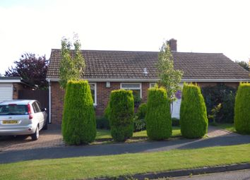 Thumbnail 2 bed detached bungalow for sale in Penn Close, Middleton-On-Sea, Bognor Regis