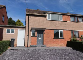 Thumbnail 2 bed terraced house for sale in Brantwood Avenue, Harraby, Carlisle, Cumbria