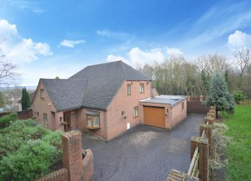 Thumbnail 5 bed detached house for sale in West Road, Ketley Bank, Telford, Shropshire.