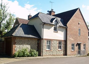 Thumbnail 4 bed semi-detached house for sale in Oxendown, Meonstoke, Meon Valley, Hampshire