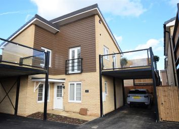 Thumbnail 3 bed detached house to rent in Holbrook Way, Barleythorpe, Oakham