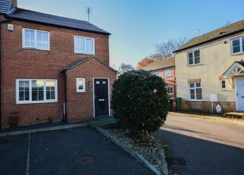 Thumbnail 3 bed property for sale in The Squires, Woodston, Peterborough