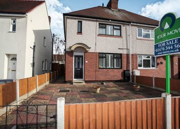 Thumbnail 2 bed semi-detached house for sale in Black-A-Tree Road, Nuneaton