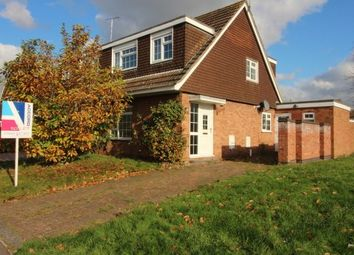Thumbnail 3 bed semi-detached house to rent in Makepeace Avenue, Warwick