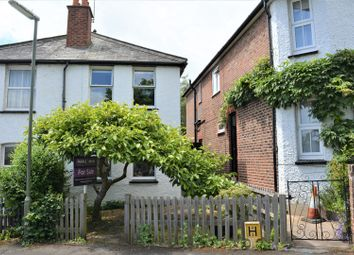 Thumbnail 3 bed semi-detached house for sale in Llanaway Road, Godalming