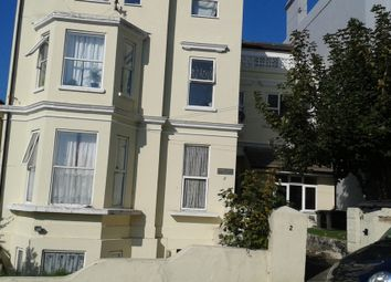 Thumbnail 1 bed flat to rent in Ellenselea Road, St Leoanrds On Sea
