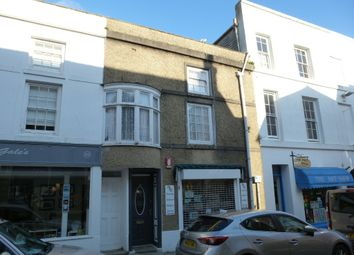 Thumbnail Commercial property for sale in Chapel Street, Penzance, Cornwall