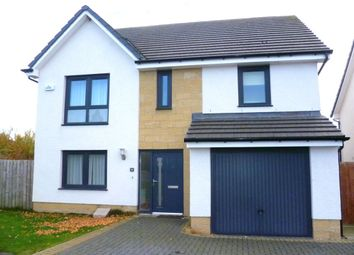 Thumbnail 4 bed detached house for sale in Strathearn Gardens, Townhead, Auchterarder
