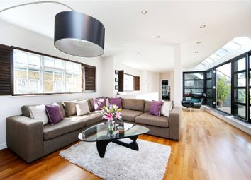 Thumbnail 2 bed flat for sale in Dundee Court, 73 Wapping High Street, London