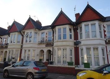 Thumbnail 5 bedroom terraced house to rent in Heathfield Road, Heath, Cardiff