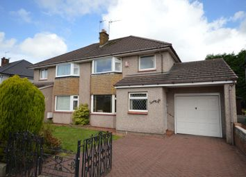 Thumbnail 3 bed semi-detached house for sale in 28 Muirton Drive, Bishopbriggs, Glasgow