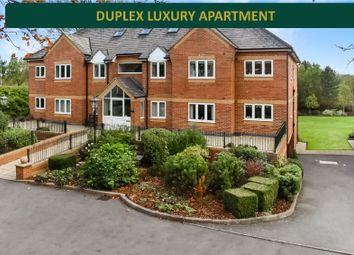 Thumbnail 2 bed flat for sale in Birkdale Court, Evington, Leicester