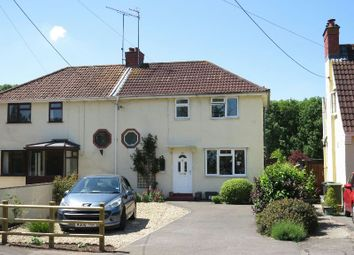 Thumbnail 3 bedroom semi-detached house for sale in Sandford Road, Winscombe