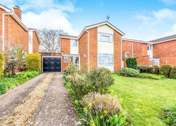 Thumbnail 4 bedroom detached house for sale in Sussex Close, Duston, Northampton