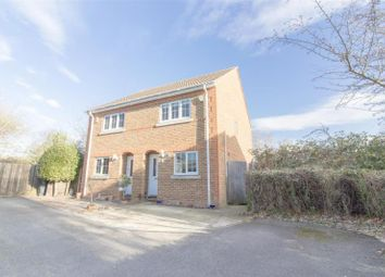 Thumbnail 2 bed semi-detached house for sale in The Limes, Dedworth Road, Oakley Green, Windsor