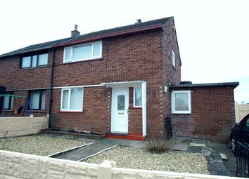 Thumbnail 2 bed semi-detached house for sale in Beverley Rise, Carlisle, Cumbria