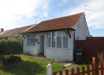 Thumbnail 2 bed detached bungalow for sale in Kirkley Run, Lowestoft