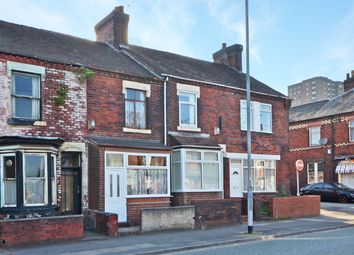 Thumbnail 2 bed terraced house for sale in Victoria Road, Hanley, Stoke-On-Trent