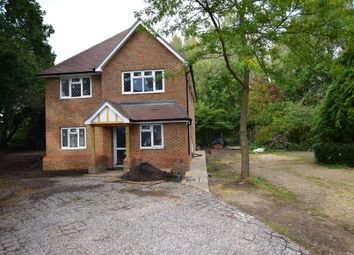 Thumbnail 4 bed detached house for sale in Mytchett Farm Park, Mytchett Road, Mytchett, Camberley