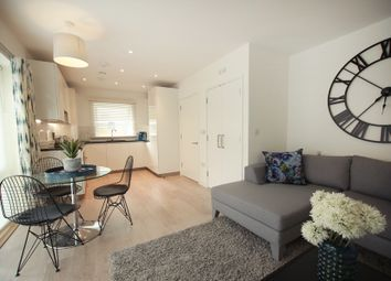 Thumbnail 1 bed flat for sale in Balls Pond Road, Islington