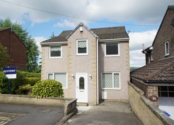 Thumbnail 4 bed detached house for sale in Helmton Drive, Woodseats, Sheffield