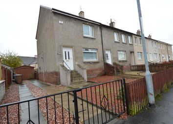 Thumbnail 2 bed end terrace house for sale in Croftcot Avenue, Bellshill