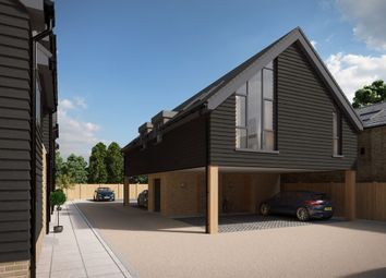 Thumbnail 1 bedroom flat to rent in King Edgar Yard, Picknage Road, Barley, Royston