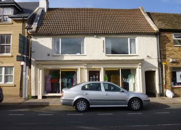 Thumbnail Retail premises for sale in High Street, Ramsey
