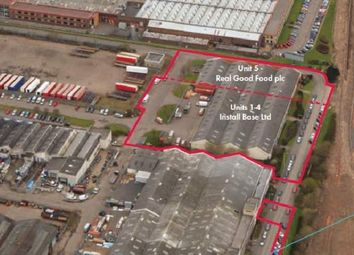Thumbnail Commercial property for sale in Howden Avenue, Motherwell