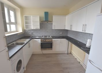 Thumbnail 4 bed flat to rent in Margravine Road, Hammersmith