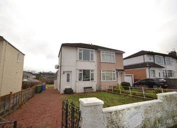 Thumbnail 2 bed semi-detached house for sale in Kenmure Gardens, Glasgow
