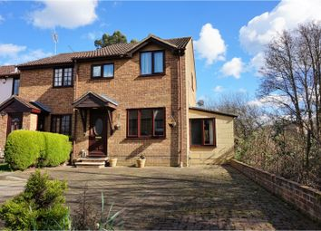 Thumbnail 3 bed end terrace house for sale in Brook Gardens, Farnborough
